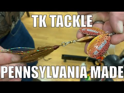 TK Tackle - Cabin Fever Expo, Mifflinburg, PA
