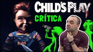 BRINQUEDO ASSASSINO (Child's Play, 2019) - Crítica