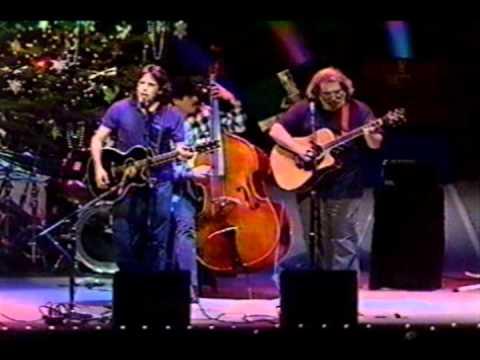 Masterpiece - Jerry Garcia & Bob Weir (acoustic) 12-17-1987 - Warfield Thea., SF. (1)