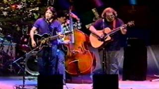 Masterpiece - Jerry Garcia & Bob Weir (acoustic) 12-17-1987 - Warfield Thea., SF. (1)