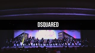 DSQUARED | THE HUDDLE 2