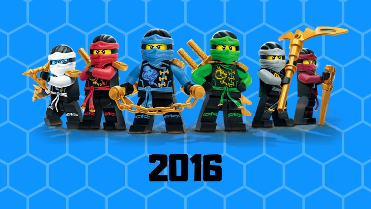 Lego ninjago summer 2016 sets youtube - Lego ninjago saison 2 ...