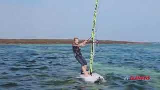 Virement de bord en windsurf - Mini-tuto Les Glénans