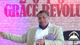 THE GRACE FOR LIBERALITY - Apostle Justice Kwawu