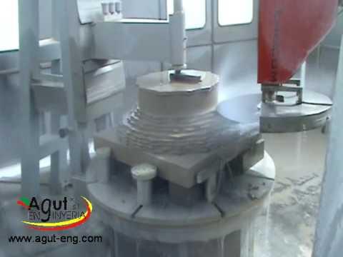 Robotool Kr 360 Kuka Sculpture Scanning Lathe Mill