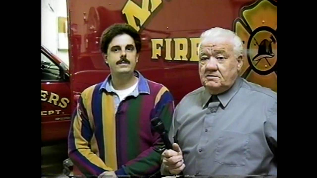 WGOH - Mooers Fire & Rescue  2-19-96
