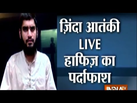 LeT terrorist Bahadur Ali confirms Pakistan's involvement in Kashmir