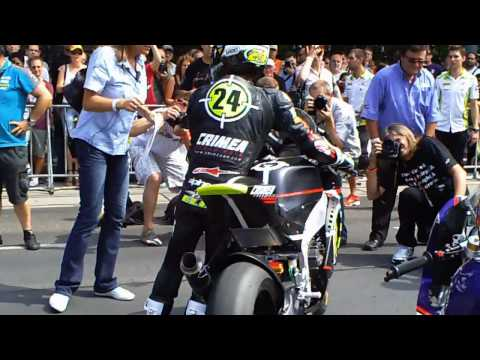 Moto GP Meets Vienna 2010 (Highlights)