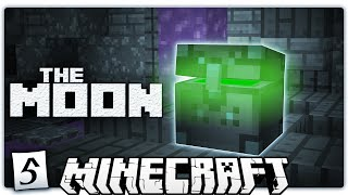 Minecraft | THE BOSS DIMENSION | The MOON #5 | Custom Command World