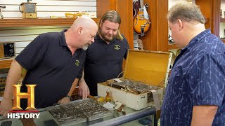 Pawn Stars: WWI Surgeon's Kit (Season 15) | History