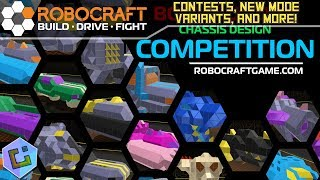 Robocraft - Contests, New Mode Variants, and more!