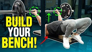 How to Blow Up Your Bench Press FAST! (5 Science-Based Tips)