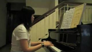 Mozart Sonata in C 2nd movement (Malaysia)