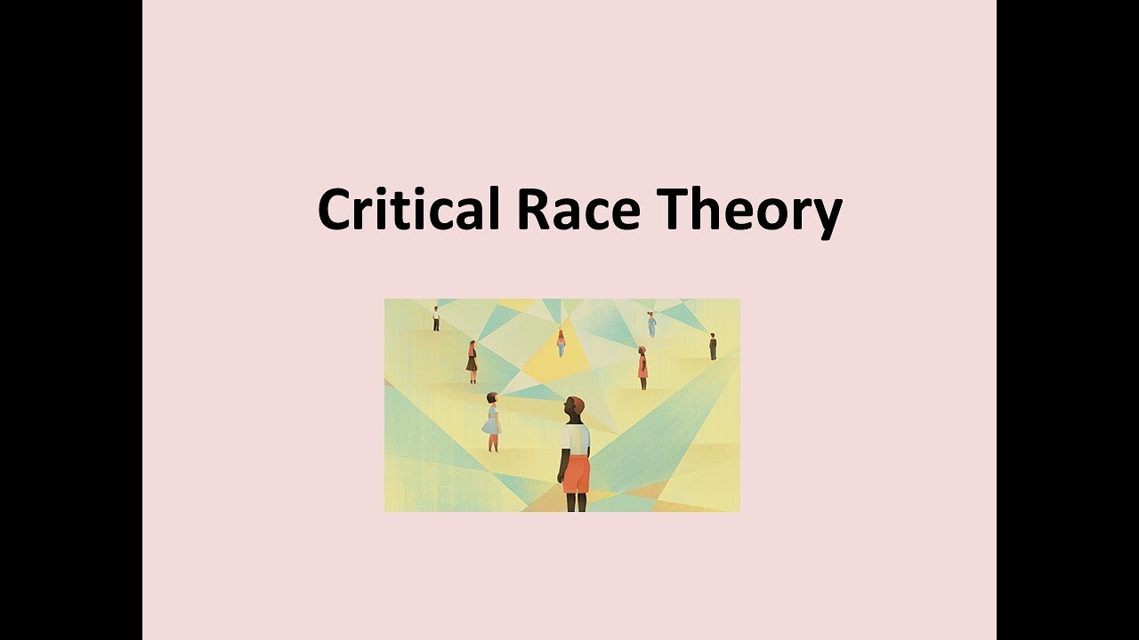 CRITICAL RACE THEORY DISCRIT - YouTube