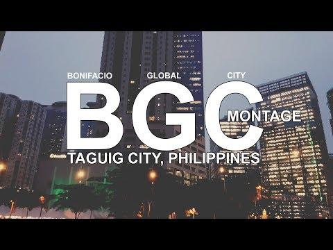 BGC Montage | Bonifacio Global City (Taguig City Philippines) | RonTraveLife