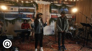116 - All is Bright feat Wande amp 1K Phew  The Gift Live Sessions