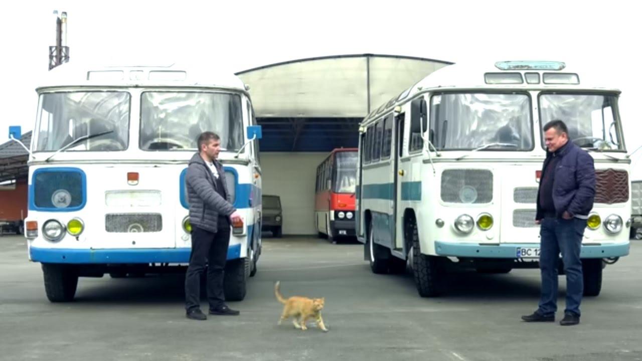 ПАЗ 672 и ЗАЗ 1102 в обзоре популярных тем и ГАЗ, ВАЗ, Москвич и ИЖ для ретро фестиваля Old Car Land
