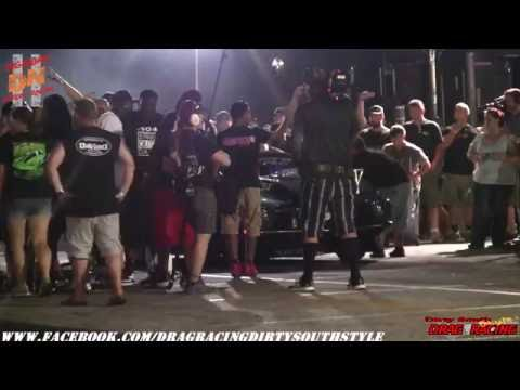 Grudge Race: Lil Legend (Bobby Ducote) vs Mean Green Z28 (James Kay)
