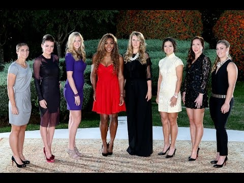 2013 TEB BNP Paribas WTA Championships Draw Ceremony | Behind the Scenes