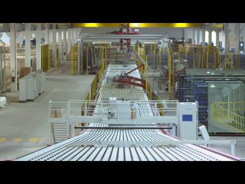 Grenzebach Float Glass Line