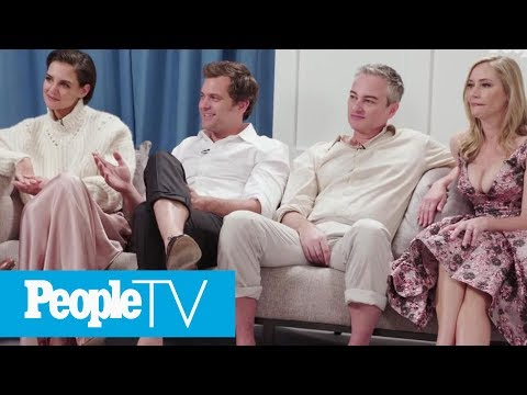 Watch The 'Dawson's Creek' Cast Try To Remember Theme  s  PeopleTV