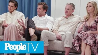 Watch The 'Dawson's Creek' Cast Try To Remember Theme Song Lyrics | PeopleTV