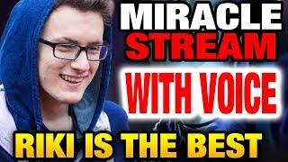 Miracle- VS Matumbaman - FREAKING GOOD EPIC Game DOta 2