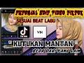 Tutorial Edit  Tiktok Lagu Kutukan Mantan Beat Mantap Nih  Mp3 - Mp4 Download