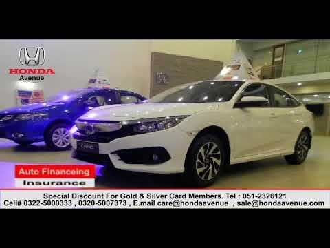 Honda Avenue – Authorized 3S Dealership