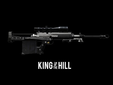 ArmA3 King of the Hill: GM6 Lynx 12.7 mm (AP)