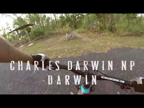MTBing Charles Darwin National Park, Darwin, NT Australia