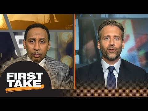Max: Oklahoma City Thunder's biggest problem is the 'so-called' Big 3 | First Take | ESPN