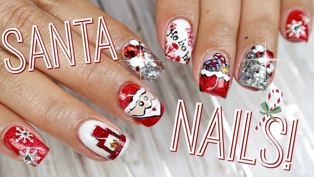 Kawaii Gel Nail Art Day 10