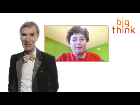 Hey Bill Nye, 'Is Art as Important as Science'? #TuesdaysWithBill