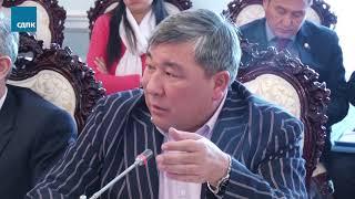 Р.  Момбеков:  Энергетикада Ширшовдун,  минтранста Сатыбалдиевдин коррупциялык схемалары иштеп жатат
