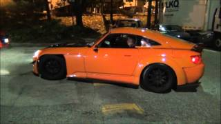 BMW / Rocket Bunny / Toyota Supra / GT-R Leaving APAC Pre Sema Meet