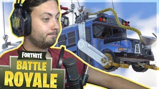 🚎 TECHNO AUTOBUS ! | Fortnite : Battle Royale!