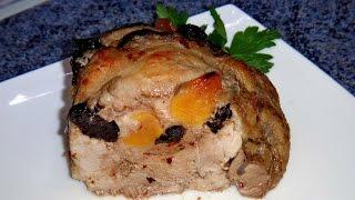 Свинина в духовке-пальчики оближишь  рецепты в фольге свинины #edblack