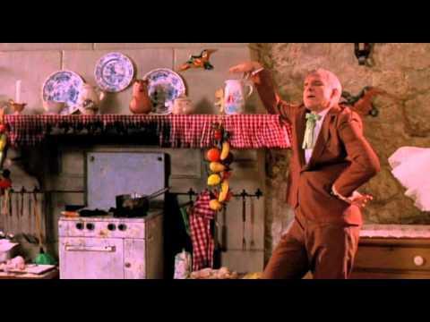 Steve Martin as RUPRECHT