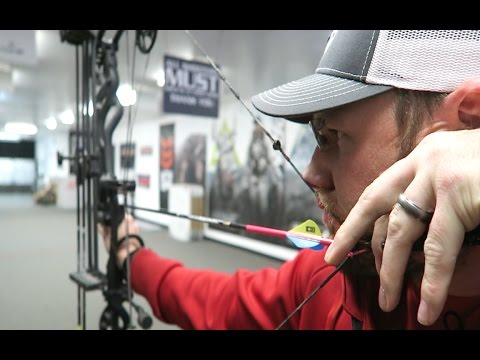 SHOOTING AND TUNING OUR BOWS at WILDE ARROW ARCHERY