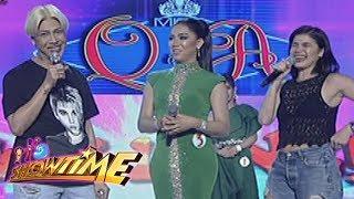 It's Showtime Miss Q & A: Vice Ganda's message to Anne's fiancé