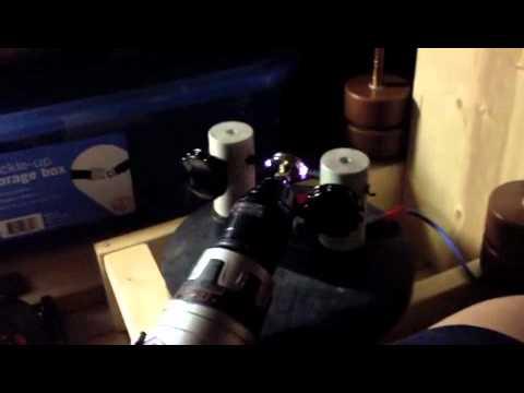 Rotating Mag Fields In Plasma N/S vs S/S