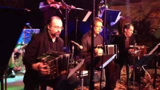 """Orquesta Tipica NaturalTango playing """"La Cachila""""  - Oct. 2013"""
