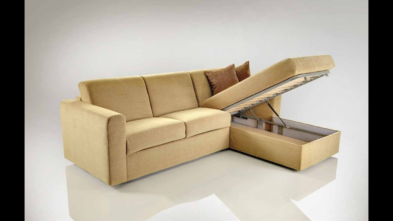 Corner Sofa Bed With Storage | Corner Sofa With Bed and Storage
