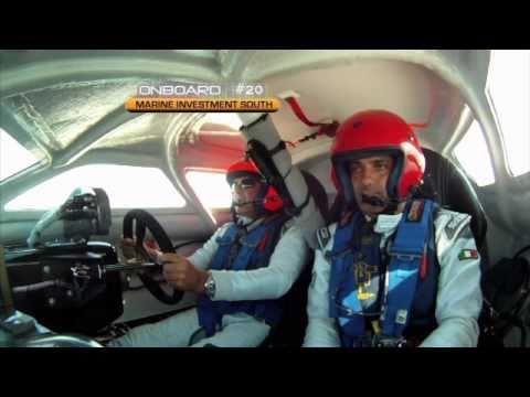 2010 UIM XCAT Series, Round 3, Part 1/2 - Highlights - Abu Dhabi, U.A.E