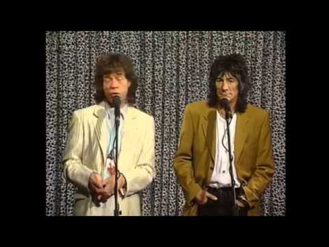 The Rolling Stones Documentary   Just For The Record   The 90s