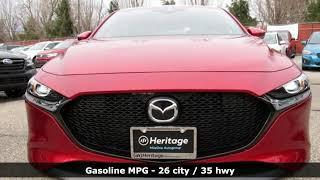 New 2020 Mazda Mazda3 Baltimore, MD #5M053861