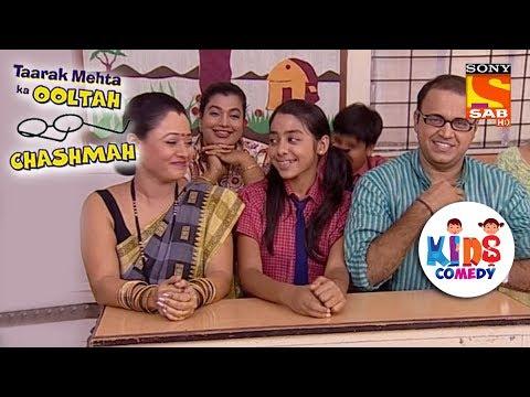 Tapu Enjoys Food Cooked By Daya | Tapu Sena Special | Taarak Mehta