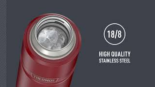 Termos / joogipudel THERMOS® Stainless King Drink Bottle 0,7L video