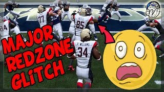 A MAJOR RedZone Glitch EXPOSED! Score Easily in The Redzone! Madden 19 Ultimate Team